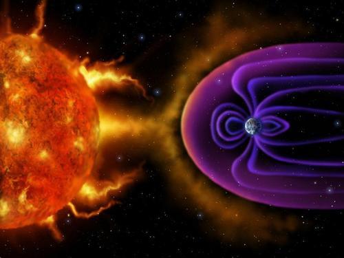 Февраль завершится магнитной бурей