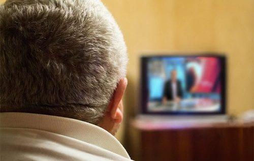 Доброволец посмотрел «Первый канал» и умер