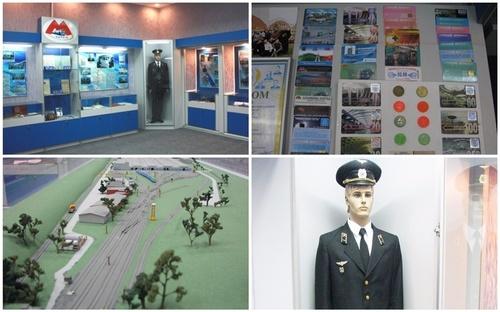 Самые необычные музеи Украины - Музей Харьковского метро