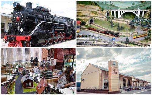 Самые необычные музеи Украины - Музей истории и техники Южной железной дороги
