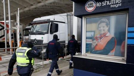 Французские таможенники устроили итальянскую забастовку перед Брекзитом