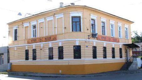 Самые необычные музеи Украины - Аптека -Музей