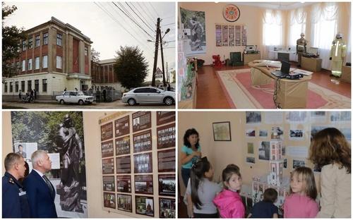 Самые необычные музеи Украины - Музей пожарно-спасательной службы