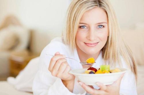 Самая эффективная весенняя диета