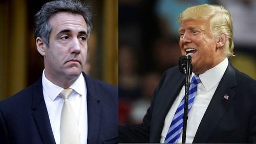 Трамп отказал Коэну в помиловании