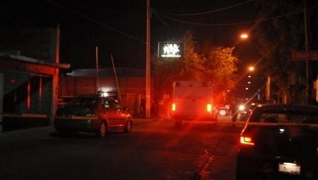 В Мексике 15 человек убиты в результате нападения на дискотеку