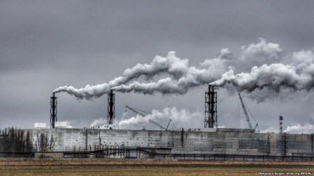 «В городе тепло – всем плохо»: «кислотные» будни Северного Крыма
