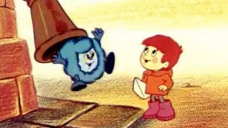 Українські мультфільми - Дощику, Дощику, Припусти! (1982)