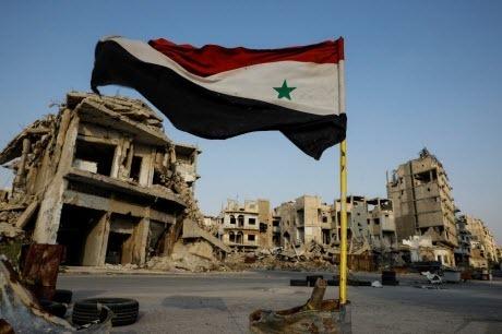 Что станет с Сирией Асада