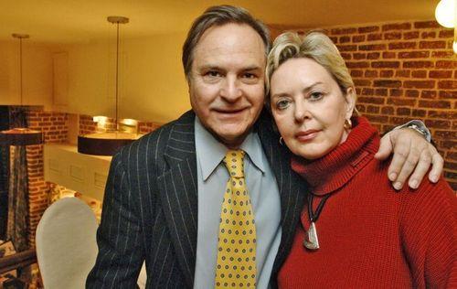 Родион Нахапетов и Наталья Шляпникофф: Почти служебный роман длиной в четверть века