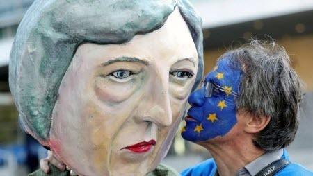 Петицию об отмене Брекзита за сутки подписали более миллиона британцев