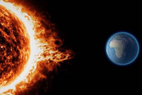 Магнитосфера Земли возбудится