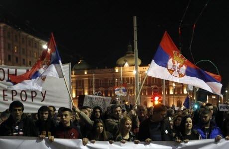 «Сербская весна» стучится в дверь России