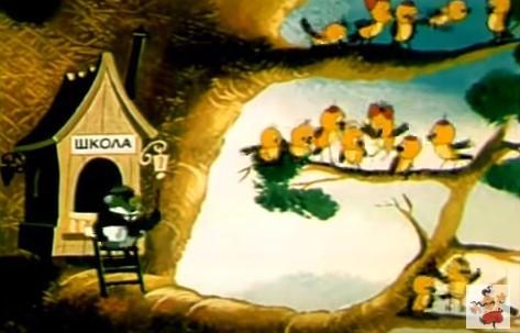 Українські мультфільми - Про Всіх На Світі (1984)