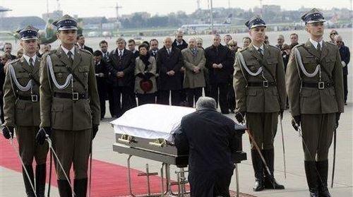 Самолет Качиньского был взорван над Смоленском — экспертиза
