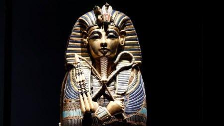 Мумия возвращается: в Париже открылась выставка сокровищ Тутанхамона