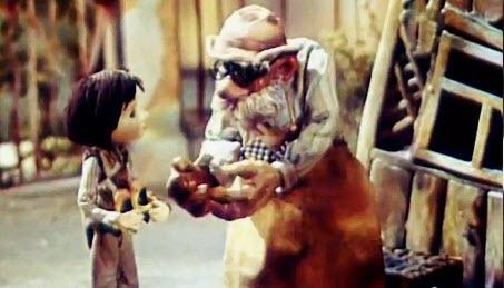 Українські мультфільми - Старий Швець (1987)