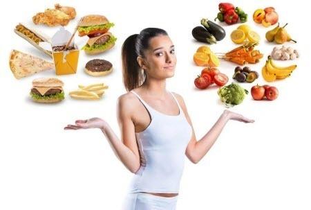Похудение без диеты