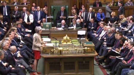 Британский парламент вновь не одобрил ни один из подходов к Брекзиту