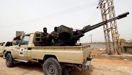 Совбез ООН призвал Халифу Хафтара остановить наступление на Триполи