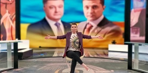 """""""Белая горячка на русском ТВ"""" - Игорь Яковенко"""