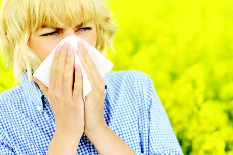 Неожиданные причины весенней аллергии