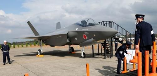 Минобороны Японии подтвердило крушение новейшего F-35A