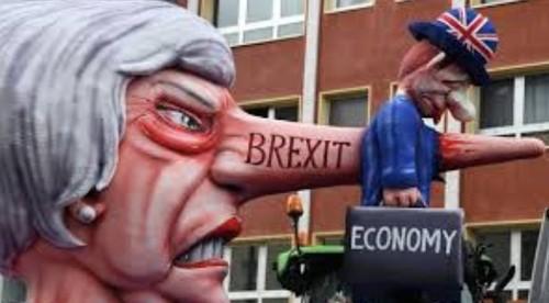 Евросоюз не хочет менять достигнутое с Мэй соглашение по Brexit