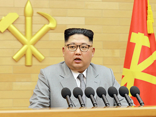 Ким Чен Ын заявил о необходимости нанести «сокрушительный удар» по США