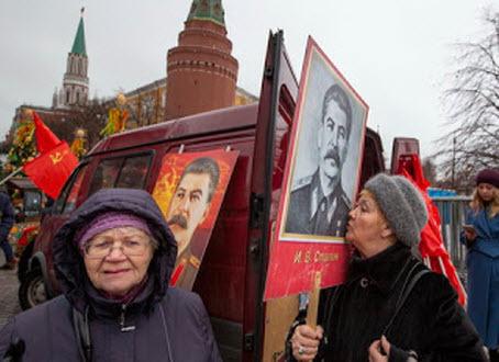 """""""Зачем россиянам нужен Сталин"""" - Игорь Яковенко"""