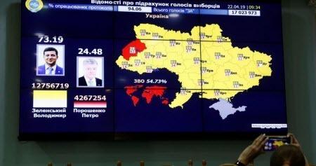 Наблюдатели ОБСЕ оценили выборы в Украине