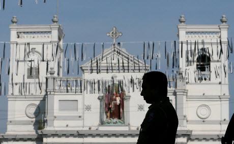 Власти Шри-Ланки: Пасхальные теракты - ответ на расстрел мечетей в Новой Зеландии