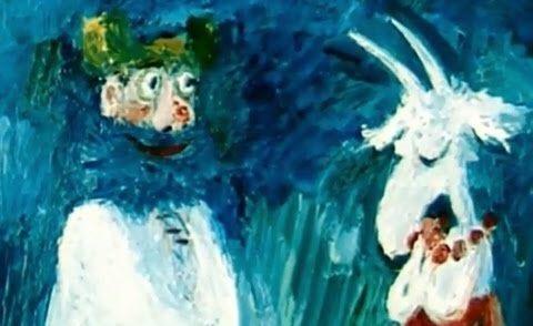Українські мультфільми - Коза-дереза (1995)
