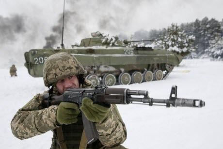 Если завтра большая война между Россией и Украиной...