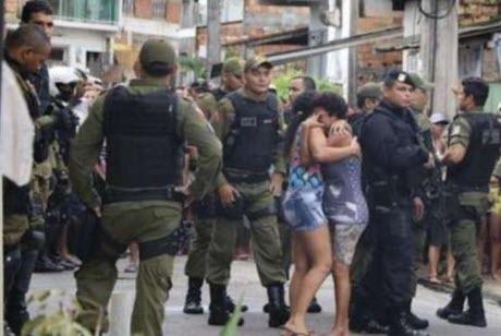 В Бразилии неизвестные в баре расстреляли 11 человек