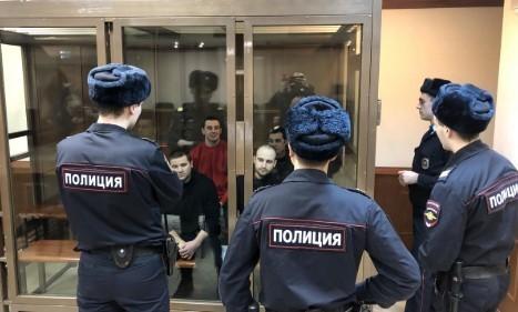 Російське МЗС відреагувало на рішення Трибуналу ООН щодо українських моряків