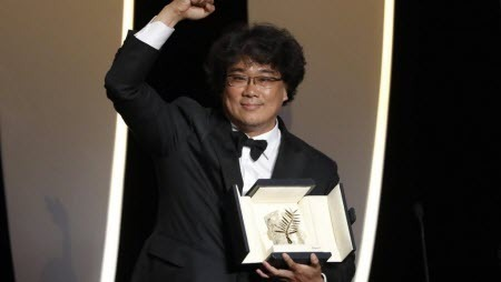 Золотую пальмовую ветвь в Каннах получили корейские «Паразиты»