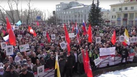 «Чем больше они на нас давят, тем злее народ»: о протестах в Архангельске