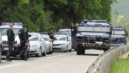 11 человек получили ранения в ходе полицейской операции в Косово