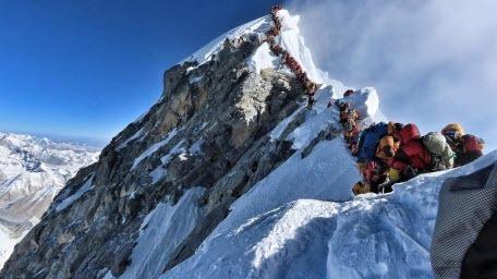 Эверест: Прогулка по трупам