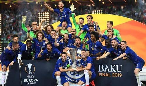 Челси — победитель Лиги Европы-2018/2019