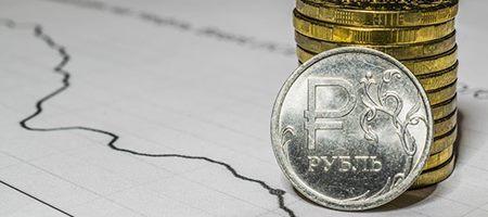 Рубль завершает май самым сильным падением в 2019 году