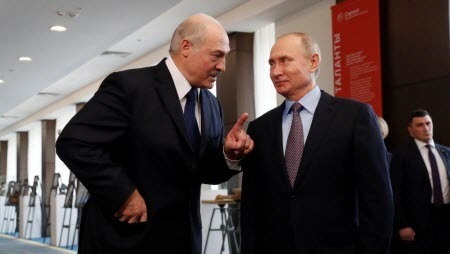 «Грязная» нефть и драма белорусско-российской дружбы