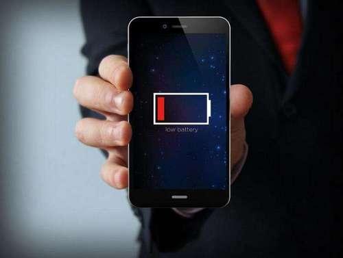 Если ваш смартфон быстро разряжается