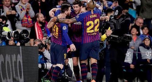 Барселона  и Аякс приблизились к финалу Лиги чемпионов (ВИДЕО)