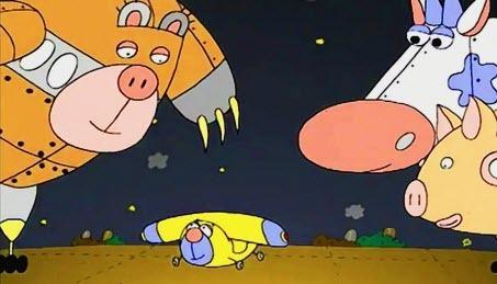 Українські мультфільми - Літачок Ліп (2000)