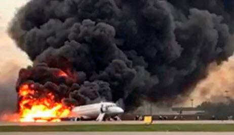 """41 пассажир Superjet погиб в авиакатастрофе в """"Шереметьево"""""""