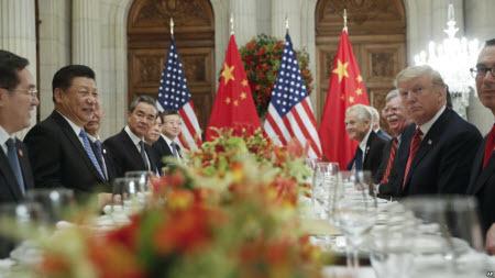 Торговые переговоры США и Китая на грани срыва