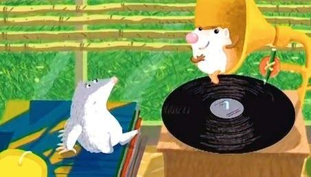 Українські мультфільми - Коп і Штик: Завзяті Кроти (2006)
