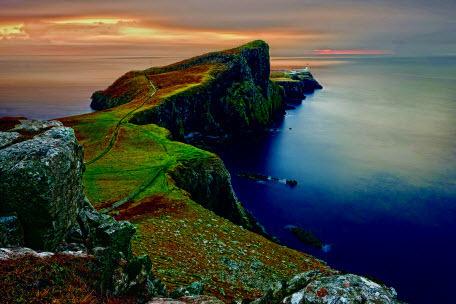 Остров Скай: Самое живописное место Шотландии